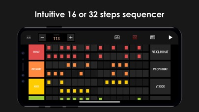 Drum Machine - Music Maker screenshot 2