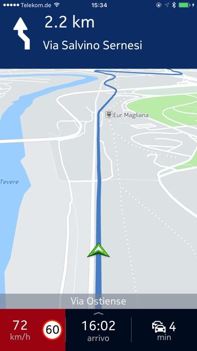 HERE WeGo: navigatore di città
