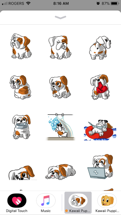 Kawaii Puppies: Bullies! screenshot two