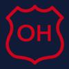Ohio State Roads Icon
