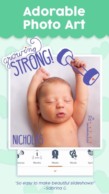 Baby Art - Baby Photo Studio in your Pocket