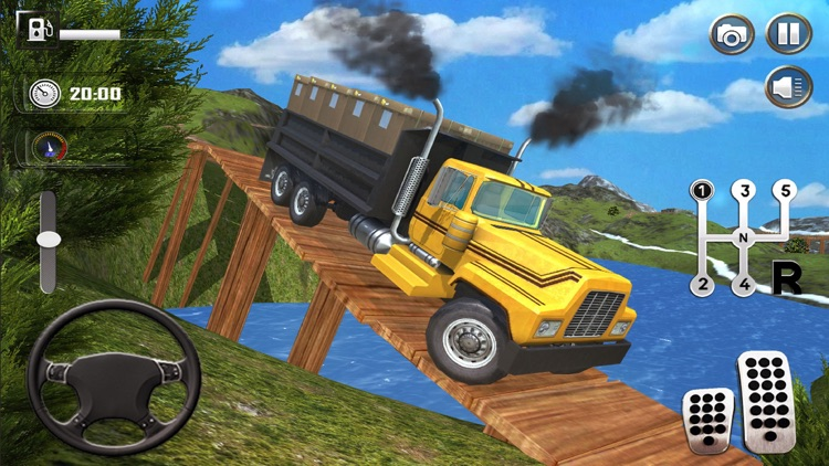 Extreme Truck Driver Simulator