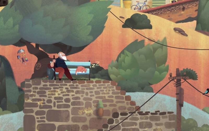 Old Man's Journey Screenshots