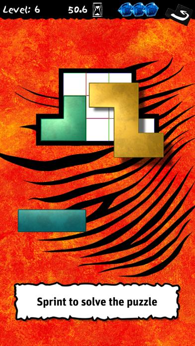 Ubongo – Puzzle Challengeのスクリーンショット