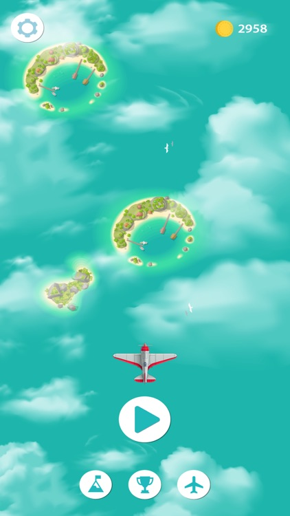 War Plane: Airplane Games Wing screenshot-3