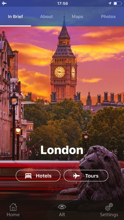 London Tourist Guide Offline screenshot-0