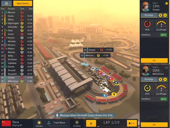 Motorsport Manager Mobile 2のおすすめ画像4