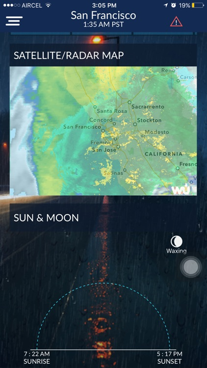 WeatherScope - Live Streaming Video Chat Message screenshot-3