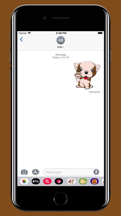 Lovely puppy - Cute dog screenshot-4