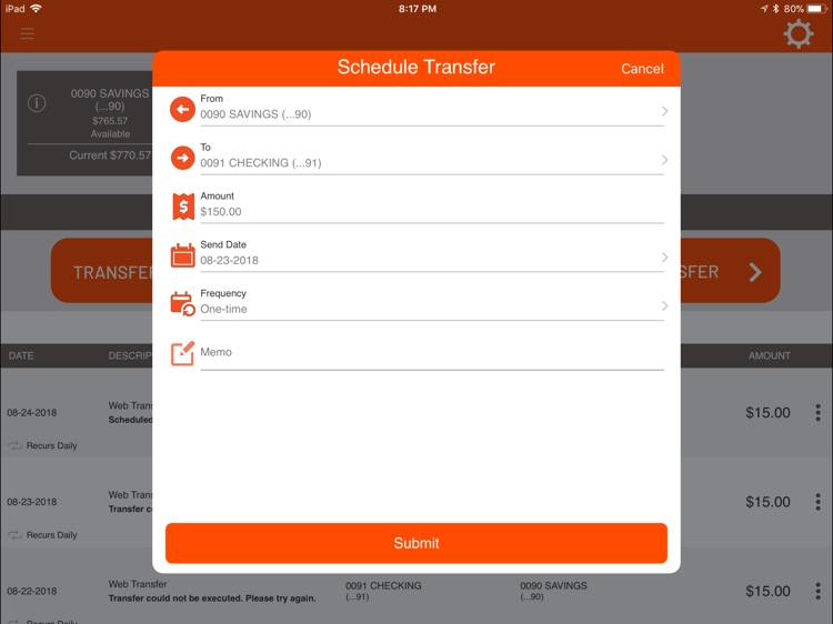 Canvas CU Business for iPad screenshot-3