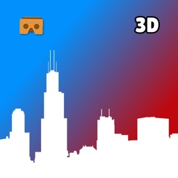 Chicago Landmarks in 3D VR