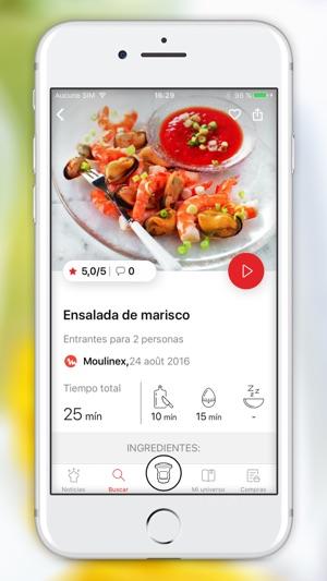 Companion De Moulinex A L App Store