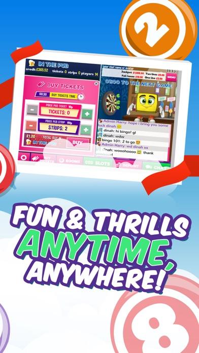 Bingo by PocketWin screenshot two