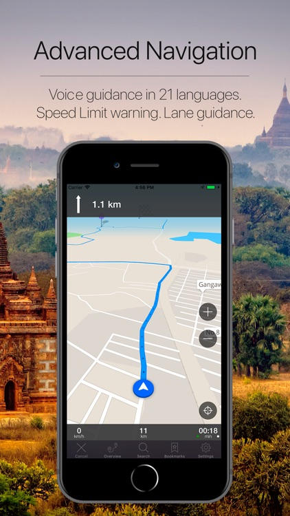 Myanmar Offline Navigation screenshot-3