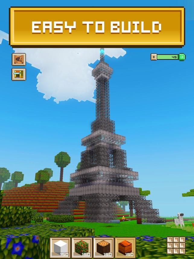 Block Craft D Building Games On The App Store - Minecraft spiele kostenlos fur pc