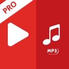 视频MP4到MP3播放器专业版 icon