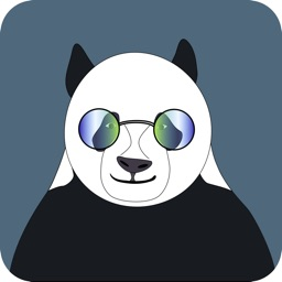 Giant Panda Stickers Pack