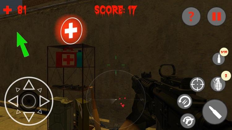 City Zombies Shooting screenshot-4