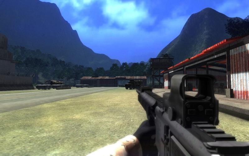 War Trigger Classic скриншот программы 3