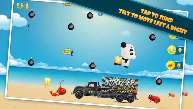 Fortune Panda 2 - Fun Arcade screenshot-0