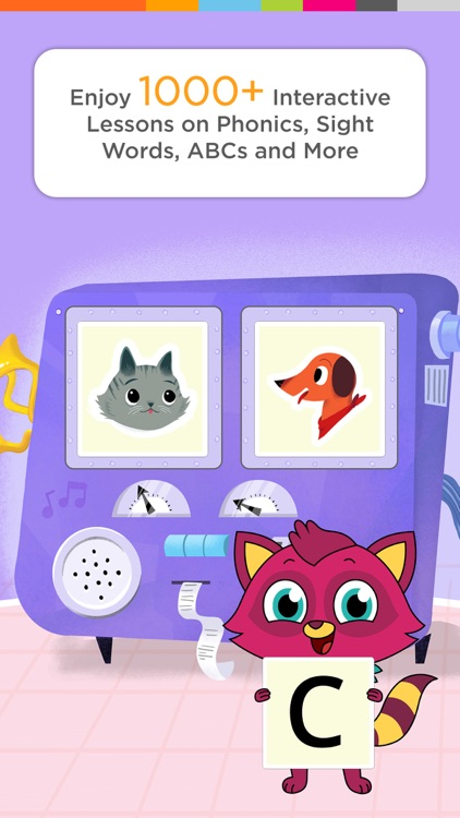 HOMER: Kids' Learn-to-Read App screenshot-3