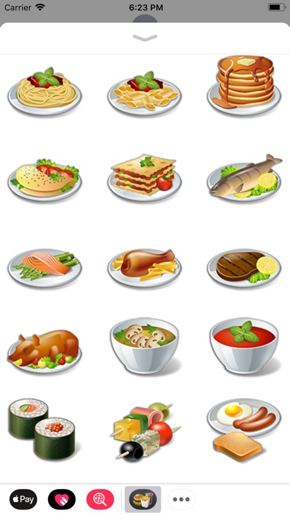 3D Food Hut screenshot-3
