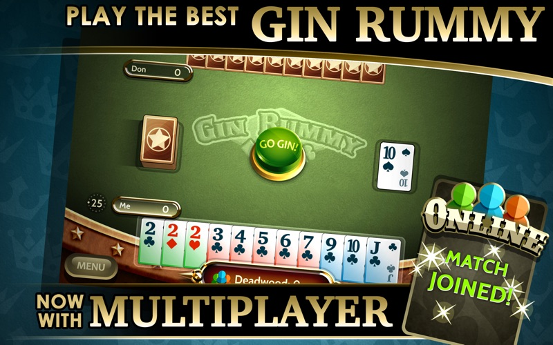 Gin Rummy Royale App Price Drops