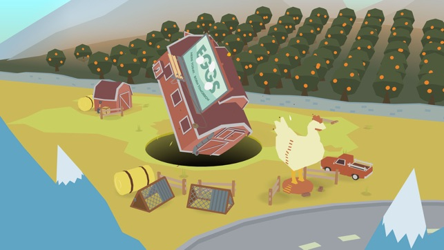 ‎Donut County Screenshot