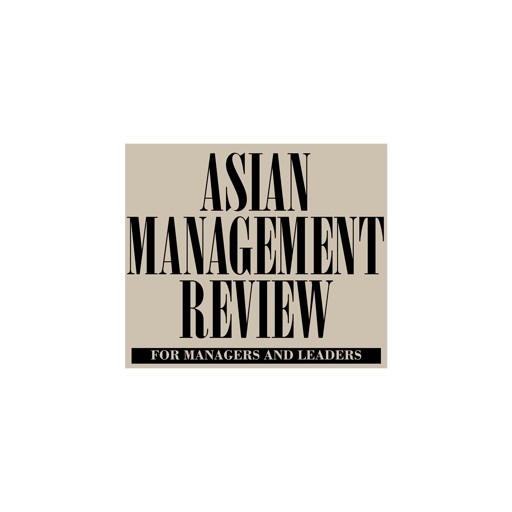 Asian Management Review