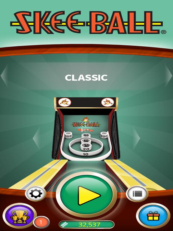 Screenshot #1 for Skee-Ball Plus