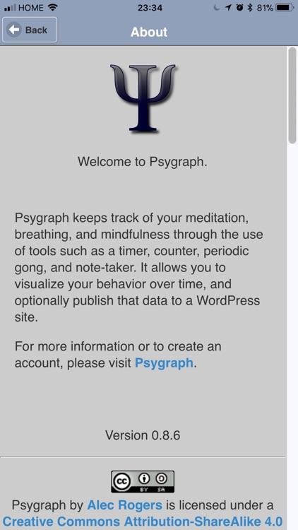 Psygraph screenshot-5
