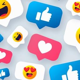 Animated Social  Emoticon