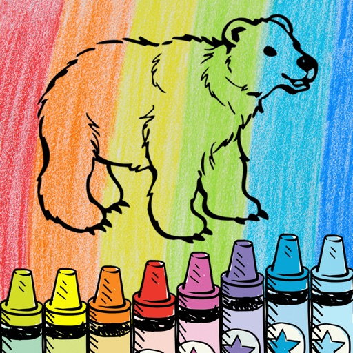 Coloring Book Fun For Kids