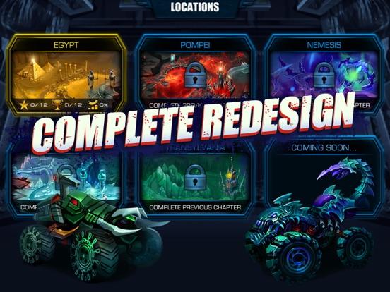 Скачать игру Mad Truck Challenge