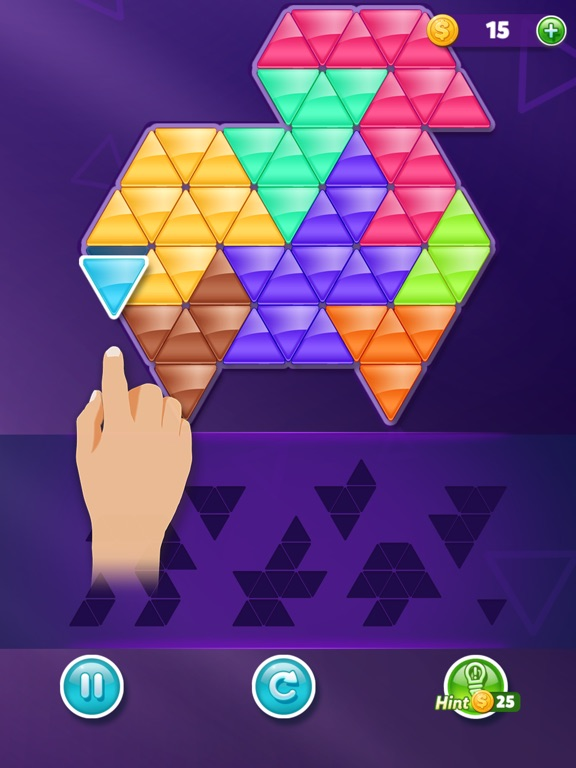 Block! Triangle puzzle:Tangram screenshot 10