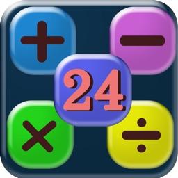 Calc24:Mental arithmetic game