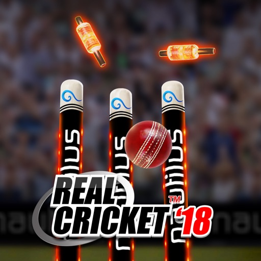 Download Real Cricket™ 18 free for iPhone, iPod and iPad
