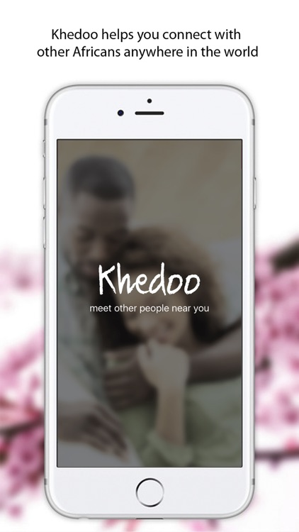 Khedoo - Meet Other Africans