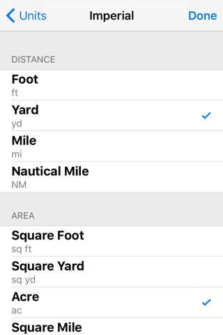 Planimeter - Measure Land Area & Distance on a Map screenshot 2