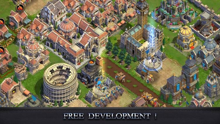 Empire Revolution: Online War! screenshot-3