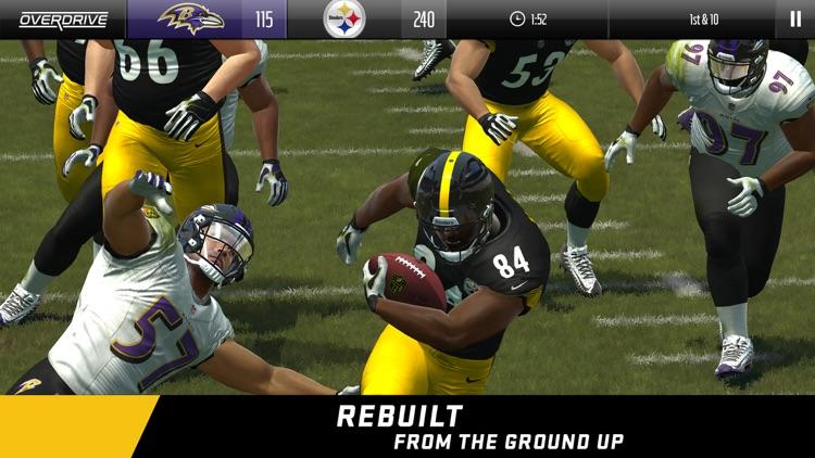 Madden NFL Overdrive Football screenshot-0