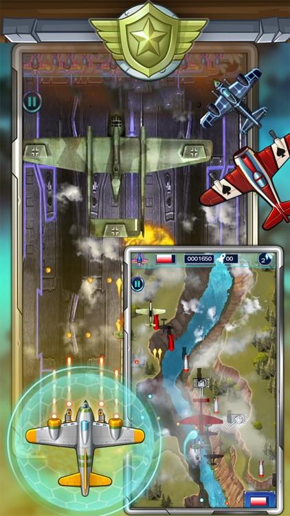 Plane Shooter Games screenshot-4