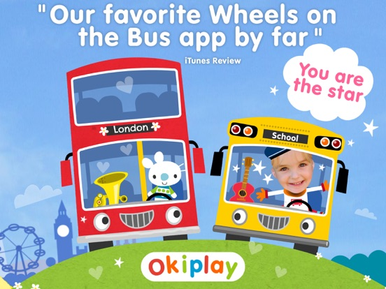 Wheels on the Bus! Screenshots
