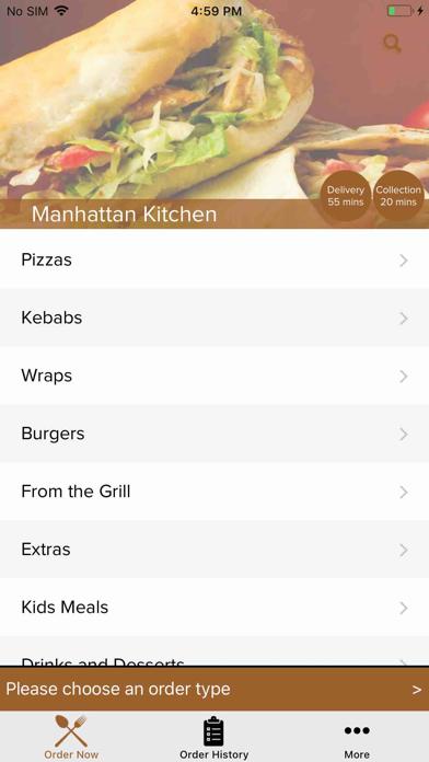 点击获取Manhattan Kitchen