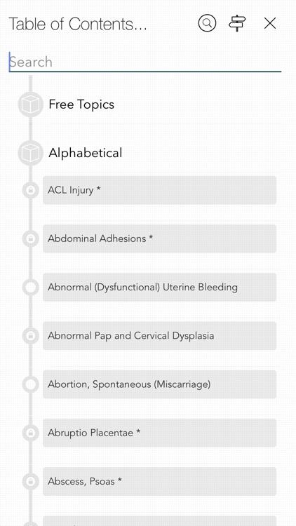 5 Minute Clinical Consult 5MCC screenshot-5