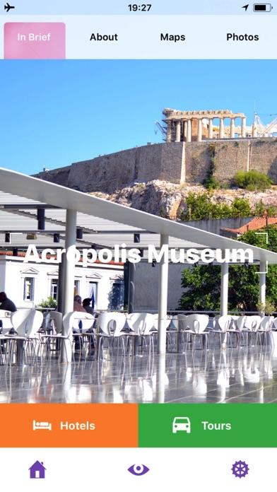 Acropolis Museum Visitor Guide