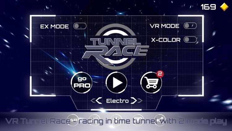 VR Tunnel Race Pro: Speed Rush