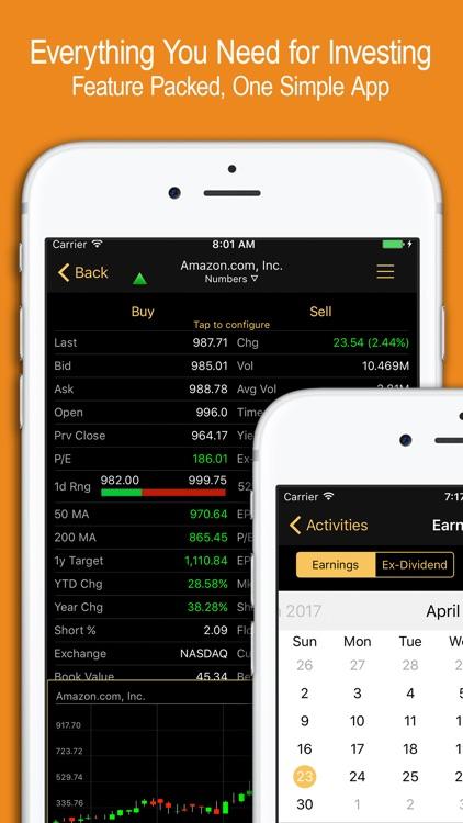 Stocks Live: Game the Market screenshot-3