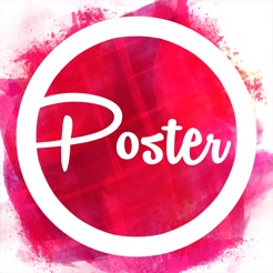 poster flyer maker icon design on the app store