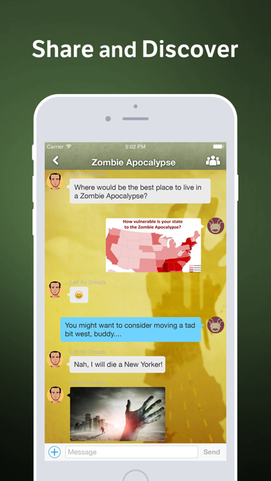 Walkers Amino Fan Community screenshot three